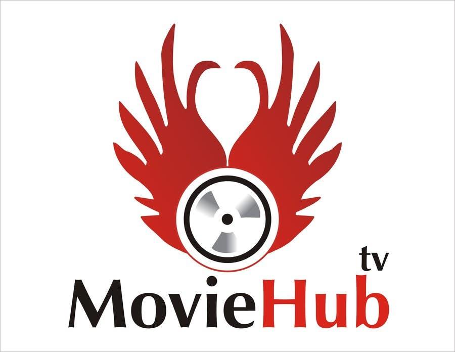Inscrição nº 78 do Concurso para Design a Logo for MovieHub.Tv