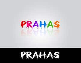 "Nro 22 kilpailuun Design a Logo for the word ""Prahas"" which in english is colours käyttäjältä joydeepmandal"