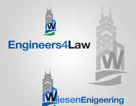 #67 untuk Design a Logo for Engineers4Law oleh panameralab