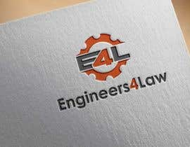 #63 untuk Design a Logo for Engineers4Law oleh sagorak47