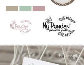 #58 untuk Design a Logo for My Pendant oleh mariacastillo67
