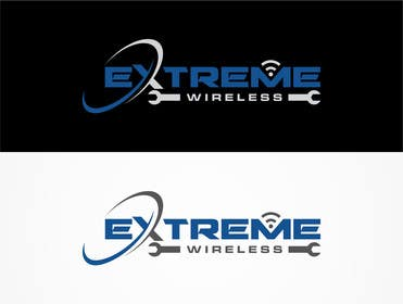 #143 cho Design a Logo for Extreme Wireless bởi tedi1