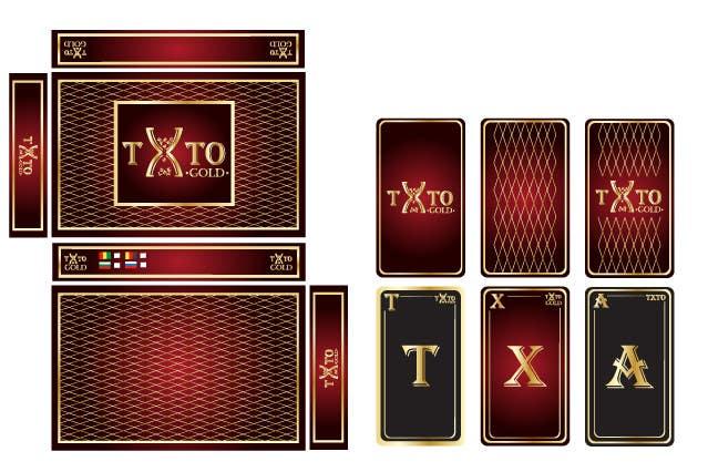 Proposition n°37 du concours Card game graphics job.
