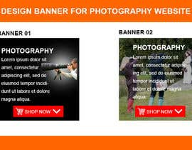 #11 for Design a banner for a home page shop af torikul96