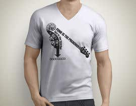 #12 untuk Design a T-Shirt for the band Weird Party oleh ahmedbakhrouf