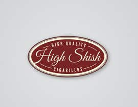 #37 cho Design a Logo for HIGH SHISH Cigarillos bởi mzdunek93