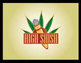 #22 cho Design a Logo for HIGH SHISH Cigarillos bởi a25126631