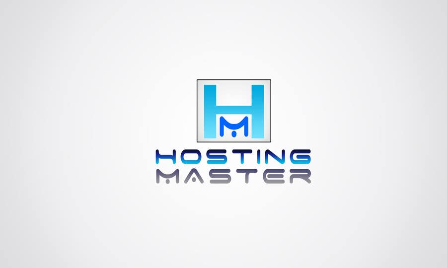 #30 for Develop a Logo/Corporate Identity for HostingMaster by GeorgeSamy