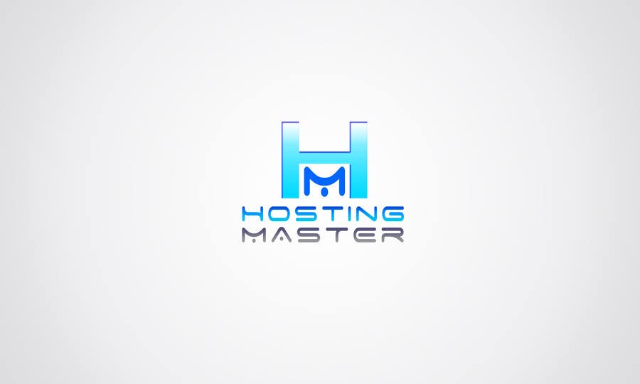 #34 for Develop a Logo/Corporate Identity for HostingMaster by GeorgeSamy
