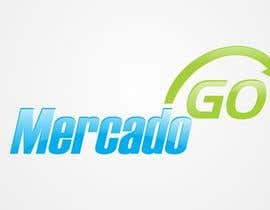 #167 para Logo for MercadoGO por tenstardesign
