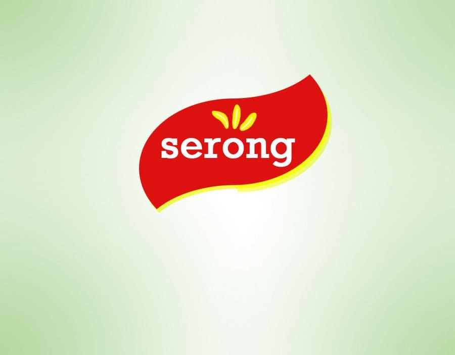 #245 for Logo Design for brand name 'Serong' by Godrick