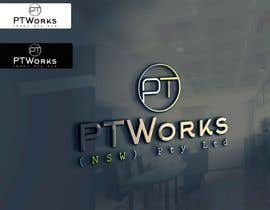 #124 for Design a Logo for PTWorks (NSW) Pty Ltd by infosouhayl
