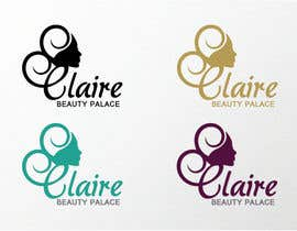 #7 for Design a Logo for Claire's Beauty Salon af adryaa