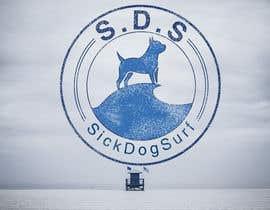 #26 para Design a surf logo por Dahf