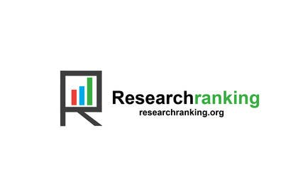 #33 cho Design eines Logos for Research Ranking website bởi Anatoliyaaa