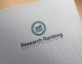 MridhaRupok tarafından Design eines Logos for Research Ranking website için no 58