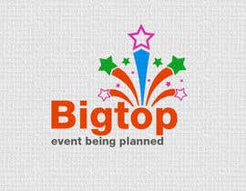 #34 for Design a Logo for Business Bigtop by redvfx
