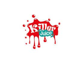 #28 para Design a Logo for Killer Juice por hikaruaozora
