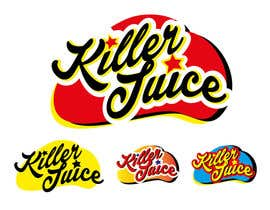 #29 para Design a Logo for Killer Juice por tarunachatrik