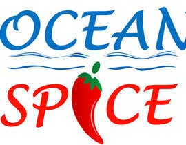#19 for Design a Logo for Ocean Spice Restaurant af rimshasalam