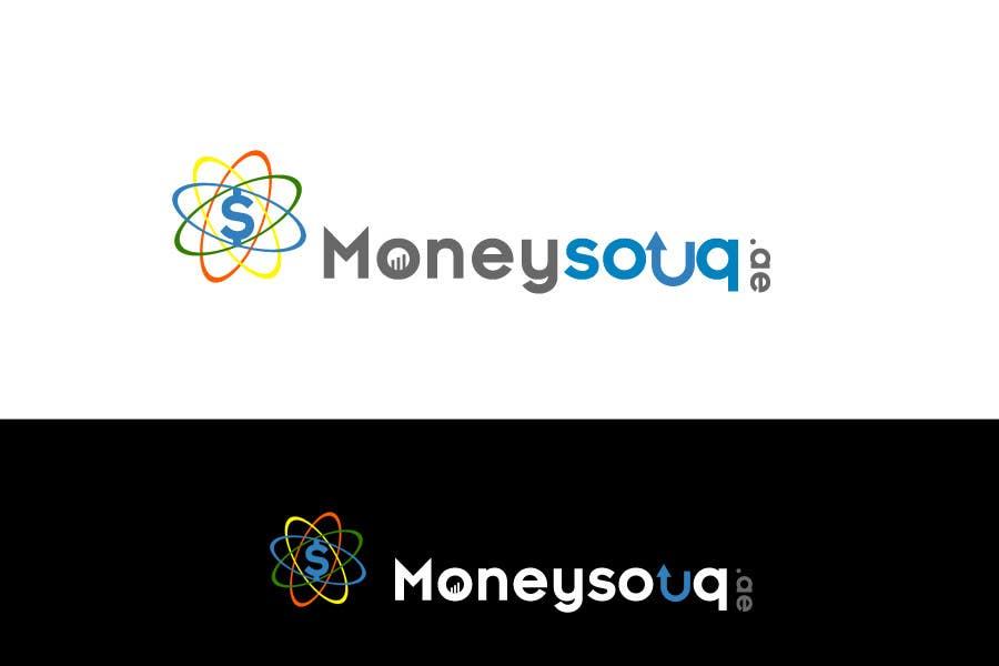 Penyertaan Peraduan #73 untuk Logo Design for Moneysouq.ae   this is UAE first shopping mall financial exhibition