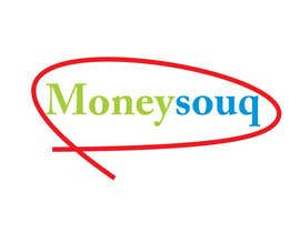 #132 para Logo Design for Moneysouq.ae   this is UAE first shopping mall financial exhibition de ulogo