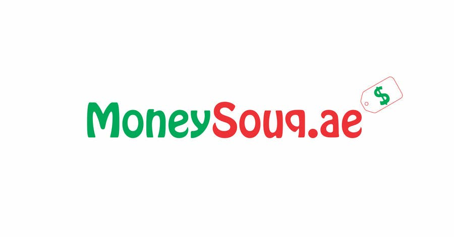 Penyertaan Peraduan #146 untuk Logo Design for Moneysouq.ae   this is UAE first shopping mall financial exhibition