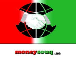 #138 para Logo Design for Moneysouq.ae   this is UAE first shopping mall financial exhibition por Gtm1983