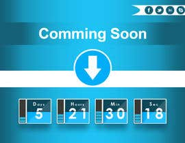 #24 untuk Design a Coming Soon page for selling in Themeforest oleh BoboInt