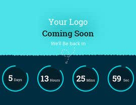 #14 for Design a Coming Soon page for selling in Themeforest by xsasdesign