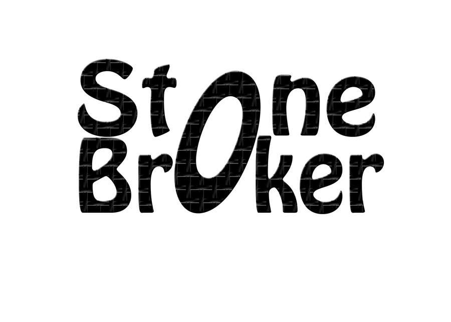 Contest Entry #13 for Design a logo for Stone Broker (stonebroker.ch)