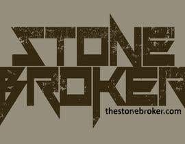 #30 for Design a logo for Stone Broker (stonebroker.ch) by passionstyle