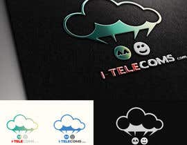 #11 for Design a Logo for i-telecoms.com.au by DigiMonkey