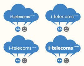 #13 for Design a Logo for i-telecoms.com.au by DigiMonkey