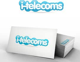 #14 for Design a Logo for i-telecoms.com.au by sbelogd