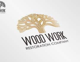 #26 untuk Logo design:  Woodwork restoration company oleh DmitriyYarovoy