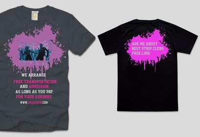 ezaz09 tarafından Design 2 T-Shirts for Promotional Company için no 7