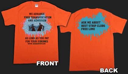 ezaz09 tarafından Design 2 T-Shirts for Promotional Company için no 9