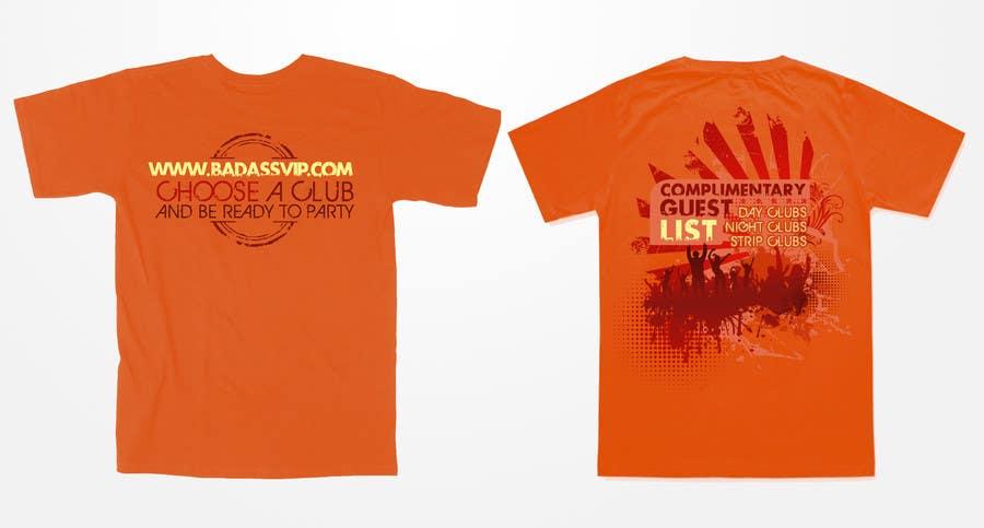 Konkurrenceindlæg #14 for Design 2 T-Shirts for Promotional Company