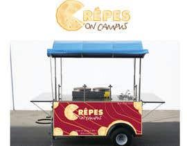 #11 untuk Design a Logo for Crêpes on Campus oleh nhatlink12
