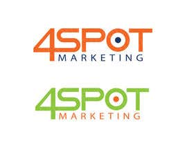 #99 untuk Design a Logo for 4Spot Marketing oleh DruMita