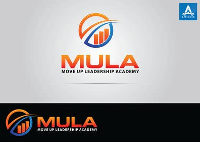 affineer tarafından Design a Logo for MULA için no 82