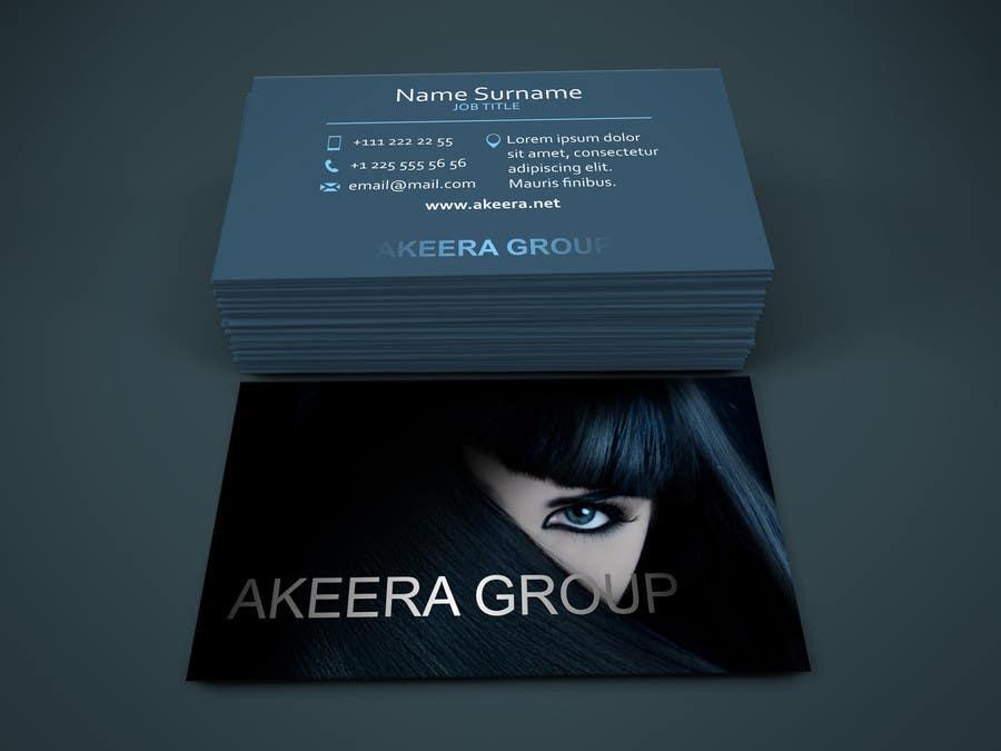 Bài tham dự cuộc thi #61 cho Akeera Group and Akeera Models