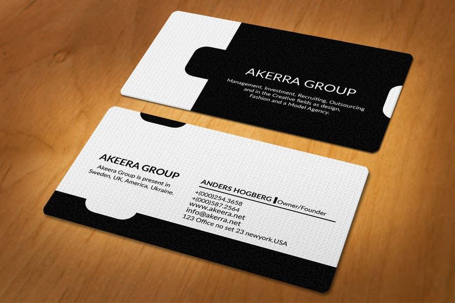 Bài tham dự cuộc thi #11 cho Akeera Group and Akeera Models
