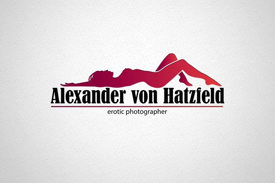 Inscrição nº 7 do Concurso para Design a logo for Alexander von Hatzfeld - Erotic Photographer