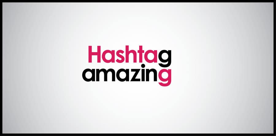 Penyertaan Peraduan #125 untuk Design a Logo for Hashtagamazing Ltd