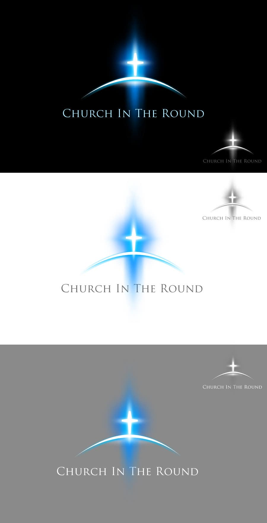 Contest Entry #187 for Design a Logo for Church in the Round