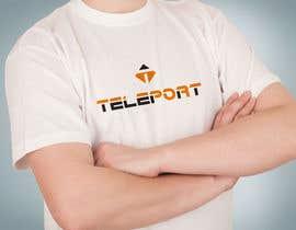 "#278 for logo contest ""TELEPORT"" by unumgrafix"