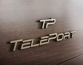 """#194 for logo contest """"TELEPORT"""" by elena13vw"""