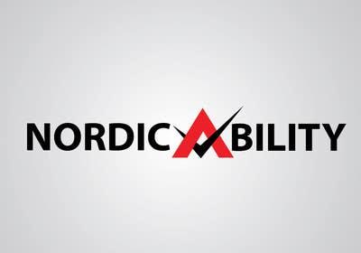 Nro 29 kilpailuun Design a Logo for Nordicability käyttäjältä aasmasheikh